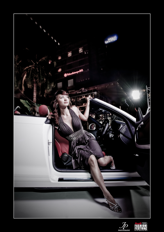 Male and Female model photo shoot of Jimmy Pang and Shahirah Price in Singapore