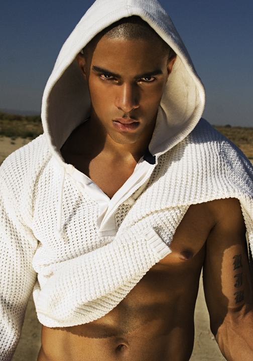 Hot Desert...LOL Aug 18, 2009 Jerris Madison; Styling: J-Mad Espy in Hoody