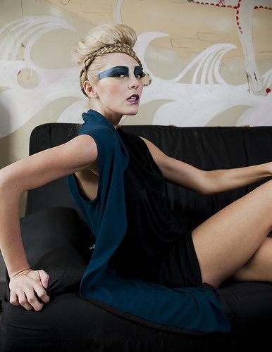 Hotel de Arts  SF Aug 19, 2009 Nina Frazier Trigger Magazine Editorial