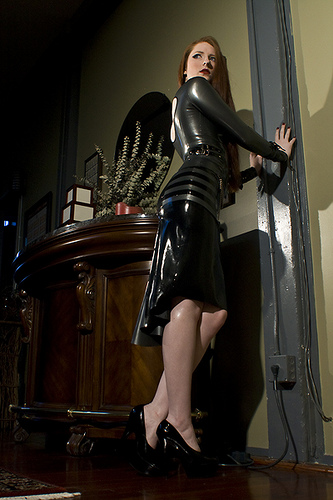 Male model photo shoot of Retrotie in Private Venue