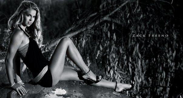 Female model photo shoot of Eryn Thomson in gum grove park
