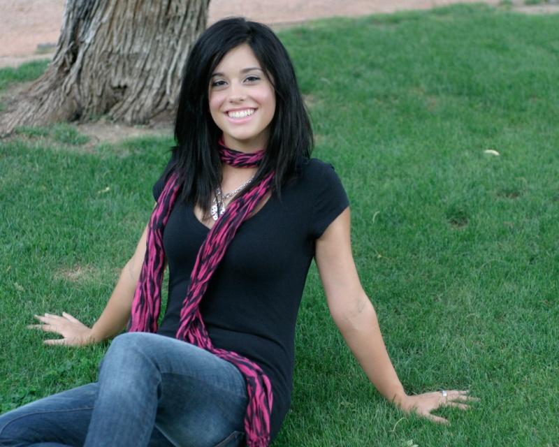 Female model photo shoot of Teresa Codina by John Ohrt in Downtown Phoenix