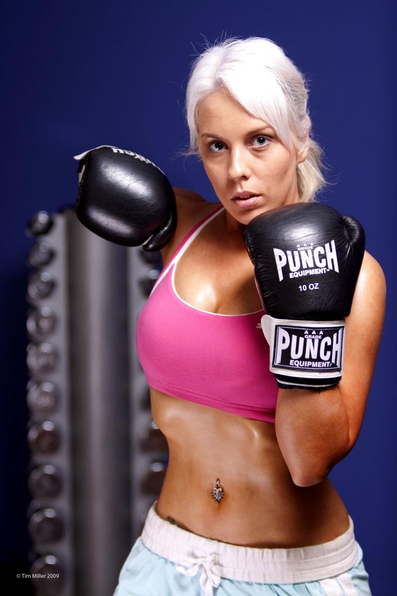 Aug 23, 2009 Tim Miller Pulse Fitness shoot