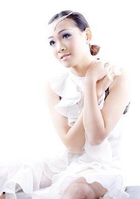 Female model photo shoot of Cecilia J in Marvellous studio , Bandung, Indonesia