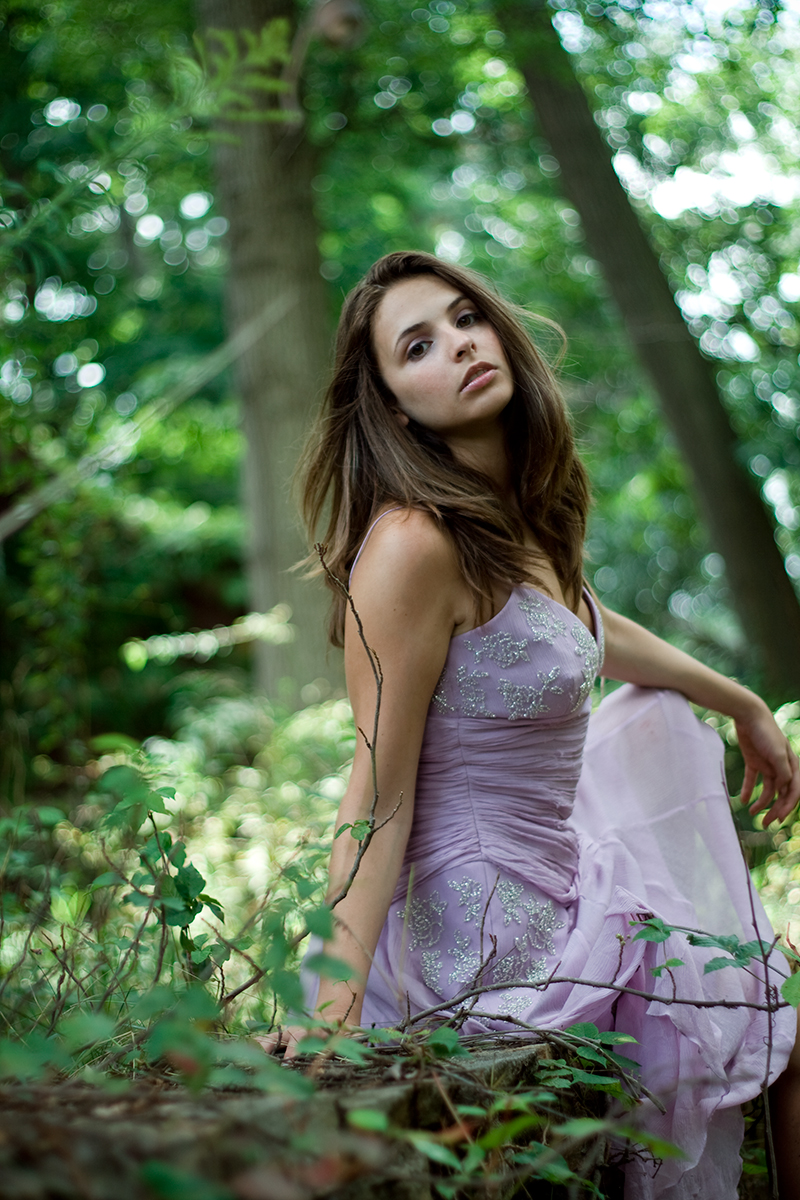 Female model photo shoot of Kelly Alaine by Serena Jae Photographer