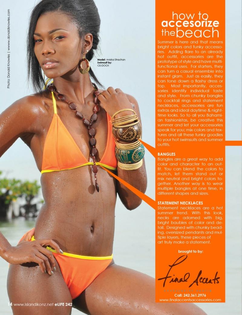 Nassau, Bahamas Aug 24, 2009 e-life magazine
