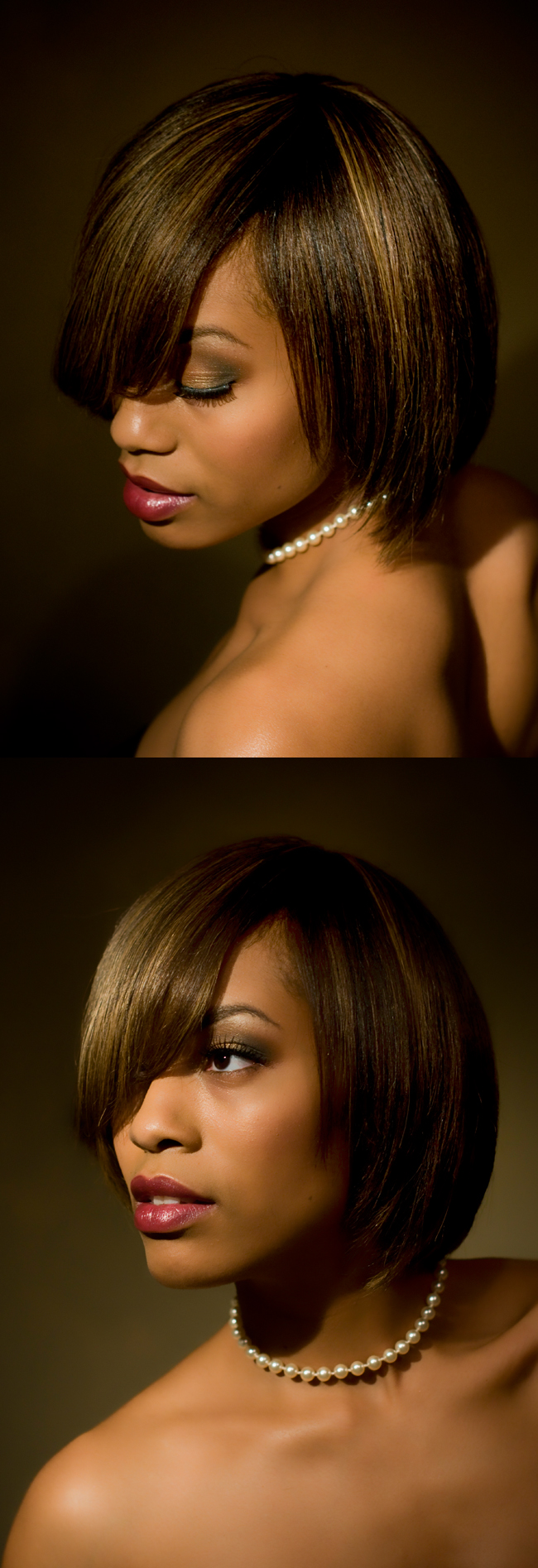 Male and Female model photo shoot of LightWriterPhotography and STARR LACY, hair styled by bridgette jackson, makeup by Adorned