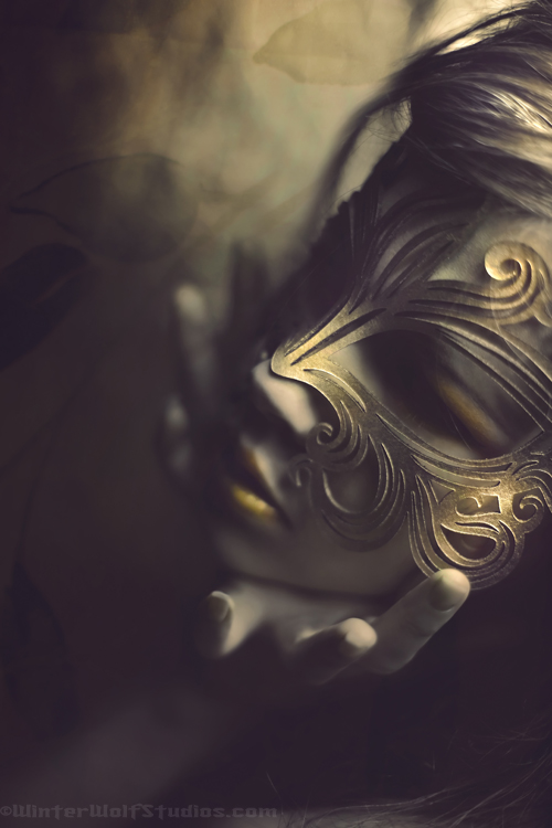 Aug 25, 2009 winterwolf studios Mask by Tom Banwell