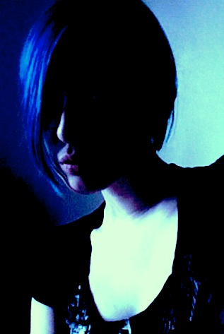 Female model photo shoot of blu jay in brooklyn, ny