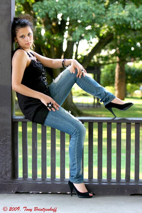 Female model photo shoot of Jasmine Carey by Tony Brintzenhoff in Portland,OR
