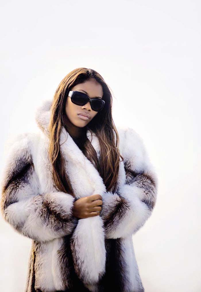 Female model photo shoot of Jade Skyy in Anchorage, AK