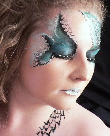 Aug 26, 2009 fantasy make up by kyla morgan sKYLArk face and body art