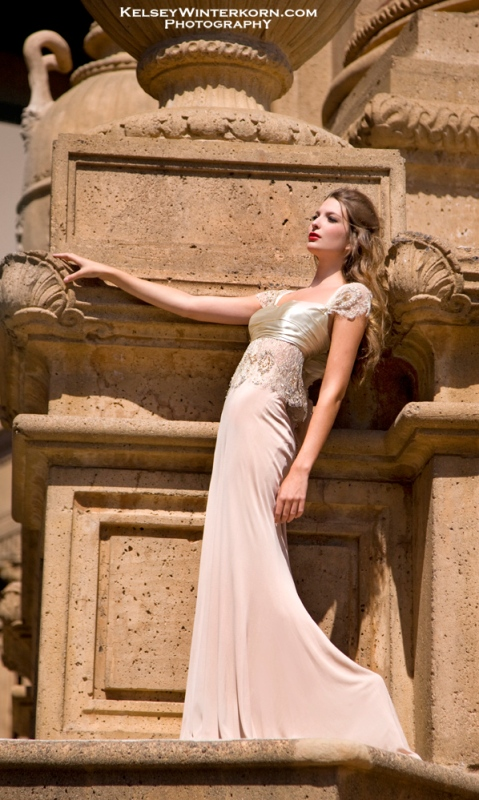 Aug 26, 2009 Shoot for Azadeh Couture