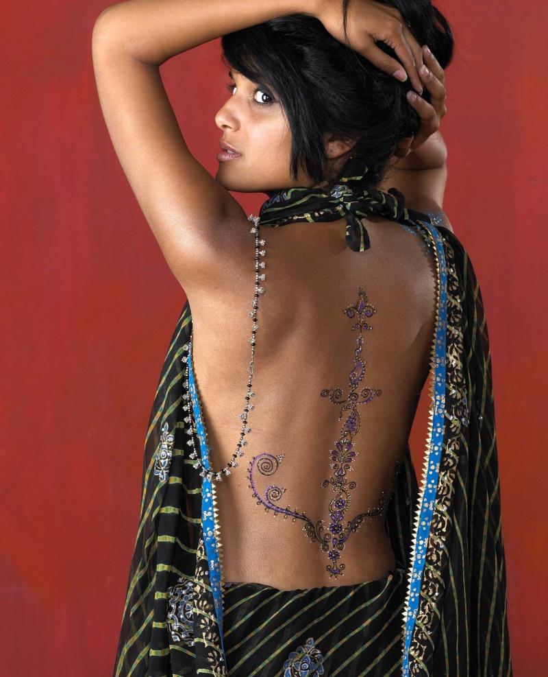 Aug 27, 2009 Chiral, Will, Melissa Body art