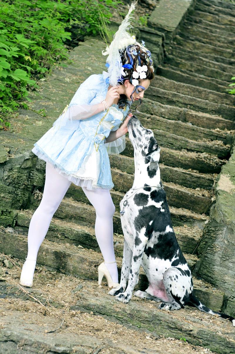 Aug 28, 2009 Marie Antoinette Inspired