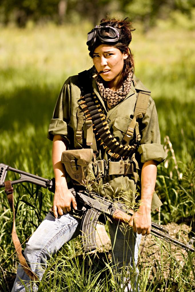 CO Aug 29, 2009 Jason Casarez Woman of resistance