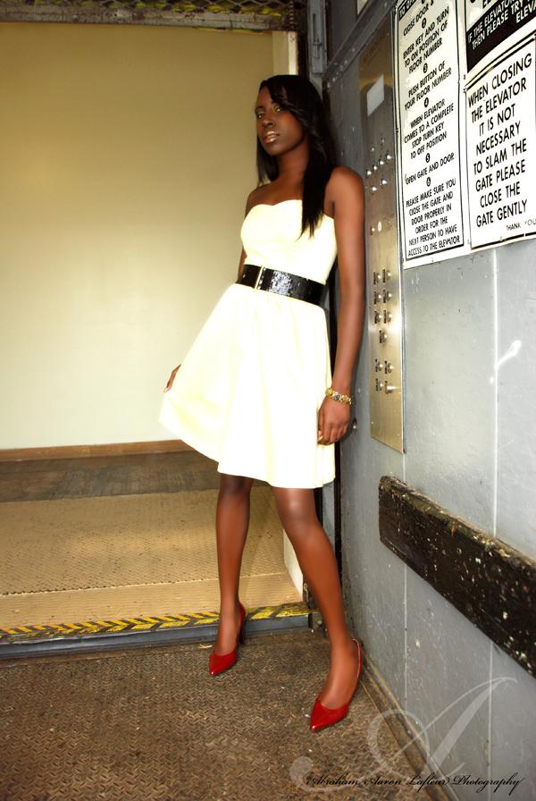 Female model photo shoot of Ley Jae by LAFLEUR  in Brooklyn, NY