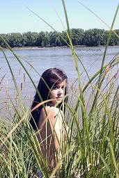Female model photo shoot of KenziElaine in Platte River State Park, NE