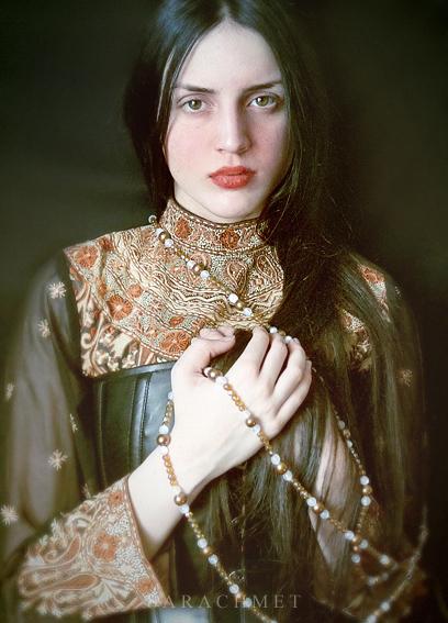 Aug 31, 2009 Małgorzata Maj Deep , model Caradelneil