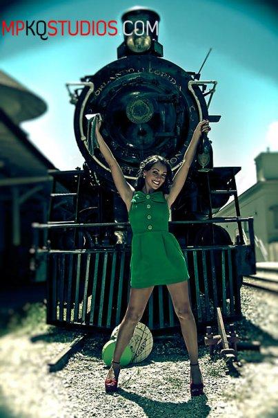 Church Street - Orlando, FL Aug 31, 2009 Marco Pirrongelli  -  MPKQStudios.com Tiffany Green