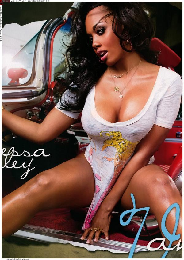 LA Sep 01, 2009 Slickforce Studio Lowrider Girls Magazine