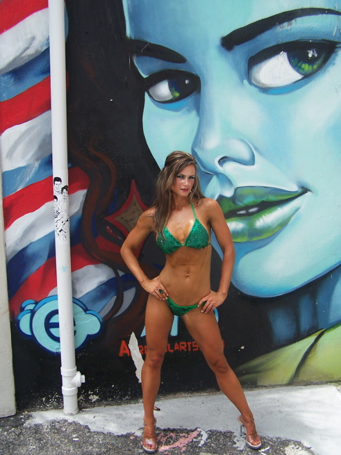 Charleston, SC Sep 01, 2009 Bikini Excalibur Competition