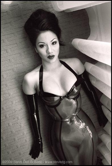 Female model photo shoot of Jade Vixen by SteveDietGoedde