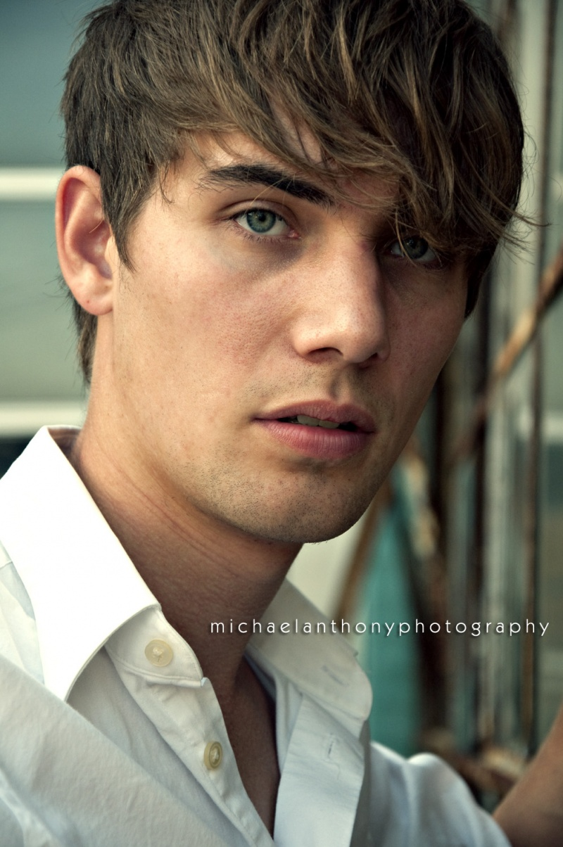 Male model photo shoot of Sven by MICHAEL_ANTHONY