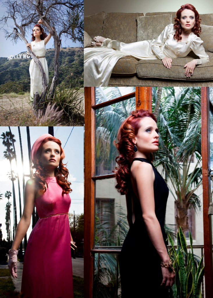 Hollywood, CA  Sep 02, 2009 Robert Recker Hollywood: Styled by Bette Adams, hair by Monica Irusta