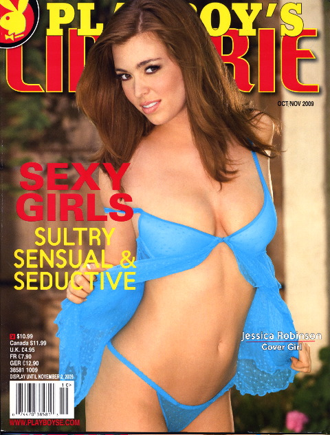 Sep 02, 2009 © 2009 Playboy Enterprises, Inc Playboy Special Editions:  Book of Lingerie, Oct Nov 2009