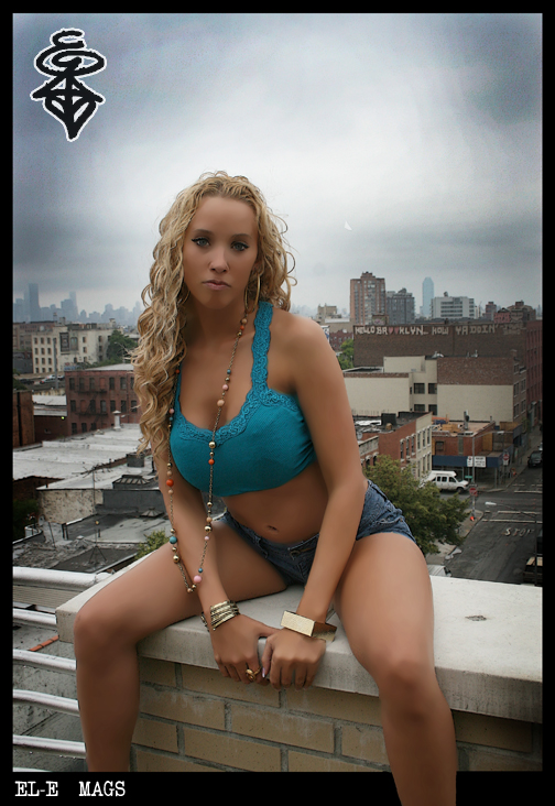 BROOKLYN,NY Sep 02, 2009 PHOTOSHOOT BY ELE MAGS