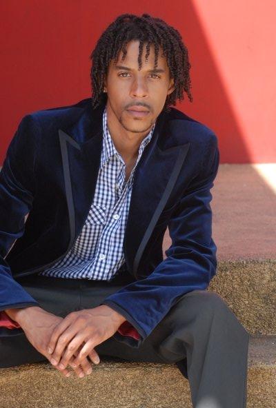 Male model photo shoot of Rovonder Jordan by Steven Williams PR in Los Angeles, CA