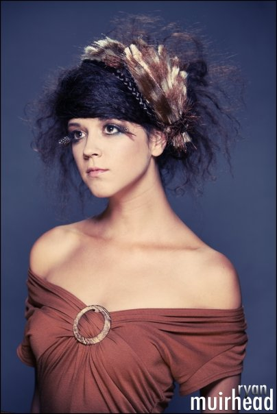 pmtsslc Sep 03, 2009 Avant Garde (Third Place Next top stylist competition)