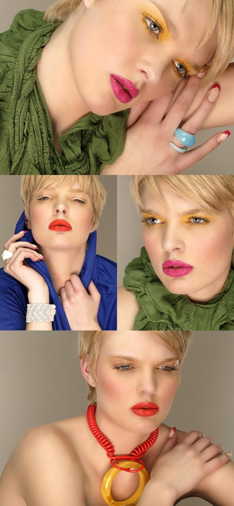 Sep 04, 2009 2009 GL Beauty Model: Stef ~~ MUA: Cheryl