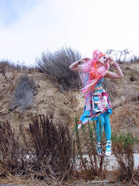 Newport Beach Sep 04, 2009 Lana Guerra Candy fairie || Photographer/Hair/Wardrobe: Lana Guerra | MUA: Looooo