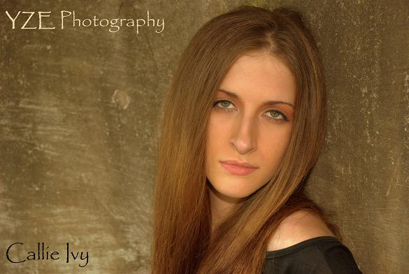 Male and Female model photo shoot of YZE Photography and Callie Ivy in Huntsville, AL