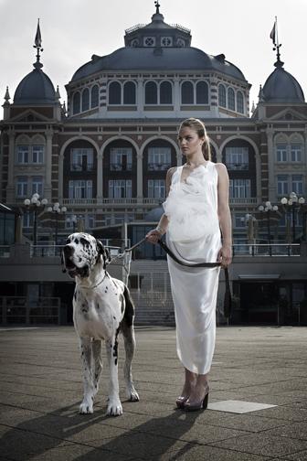 Female model photo shoot of Barbara F L in Scheveningen