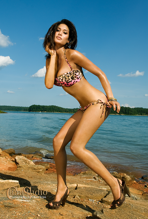 Lake Lanier Sep 06, 2009 ChanStudio Swimsuit