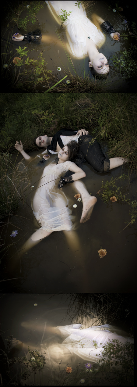 Sep 07, 2009 © 2009 Kia Lola Photography Inspired by Ophelia from Hamlet