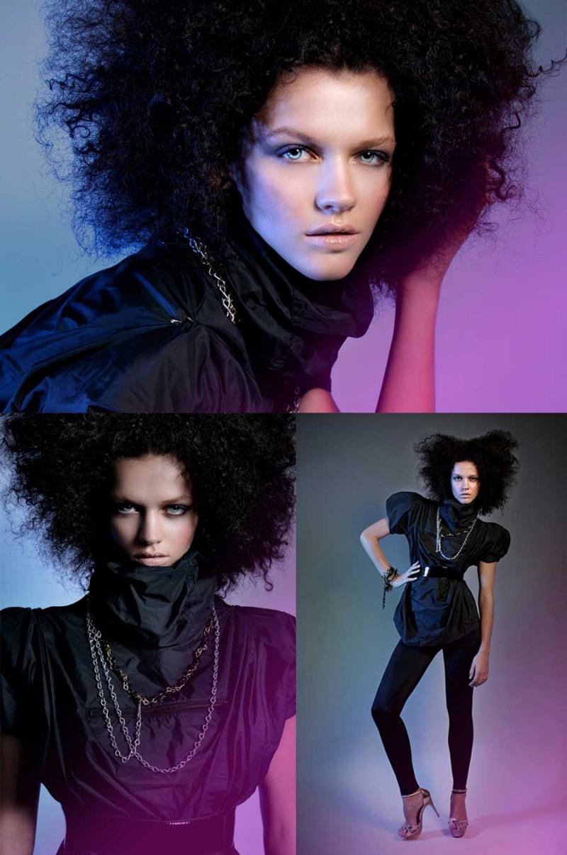 DC Sep 07, 2009 Natasha Day - Stylist Tony Veloz - Photographer/ Meagan Shea - MUA/Jamal Edmond - Hair