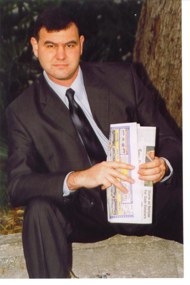 Male model photo shoot of Chris Maniaci
