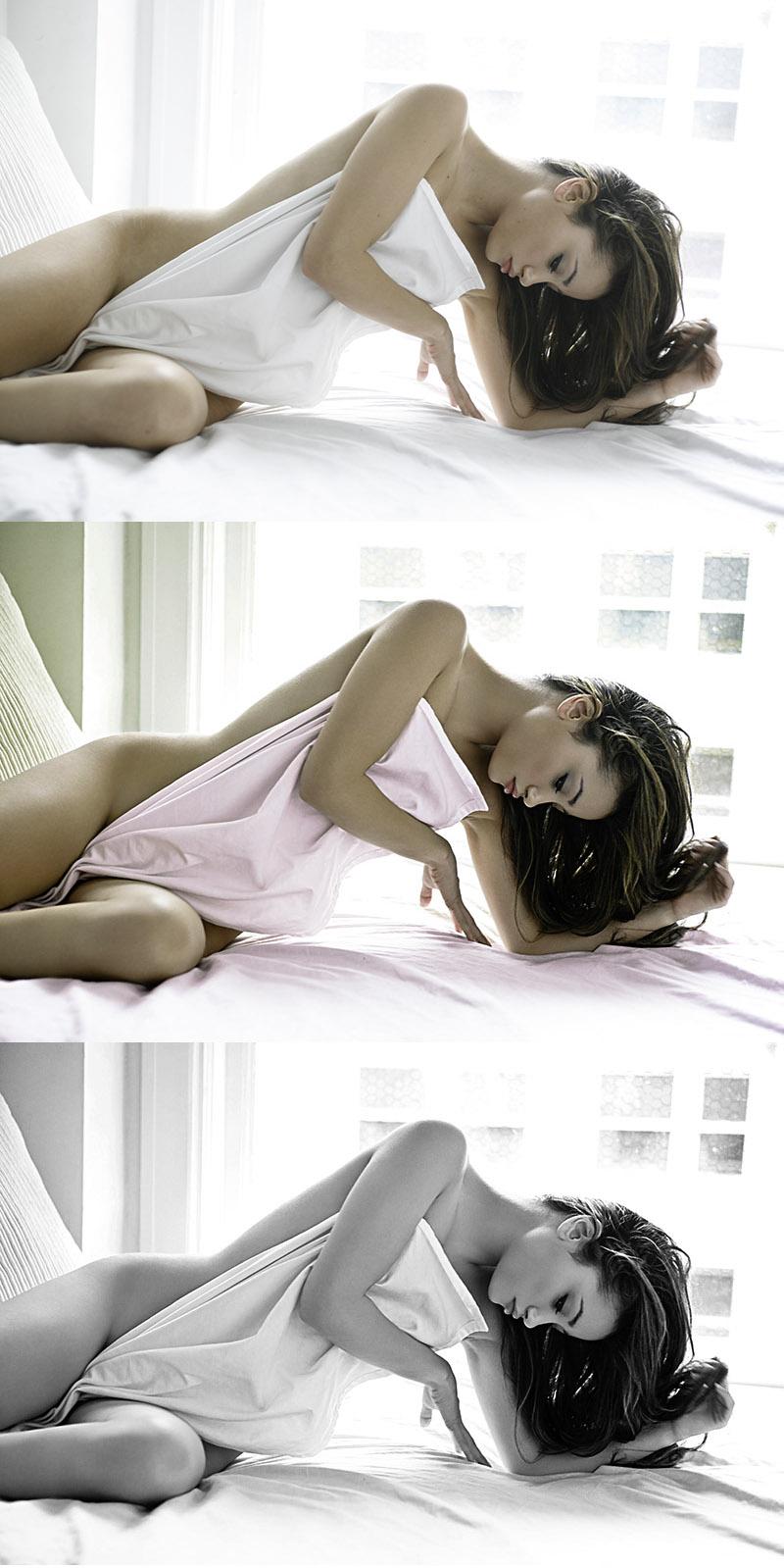 Sep 09, 2009 © 2009 David L. Lawrence retouch only - Photographer Duarte Quiet Beauty Retouch