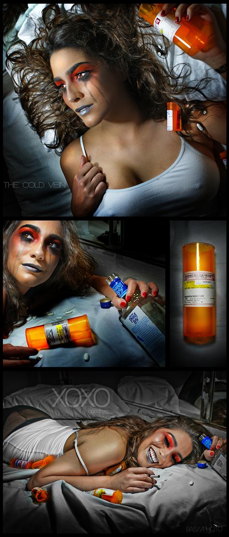 Sep 09, 2009 BOLIVAR ANTONIO S The Cold Vein  pills, liquor, and a broken heart.