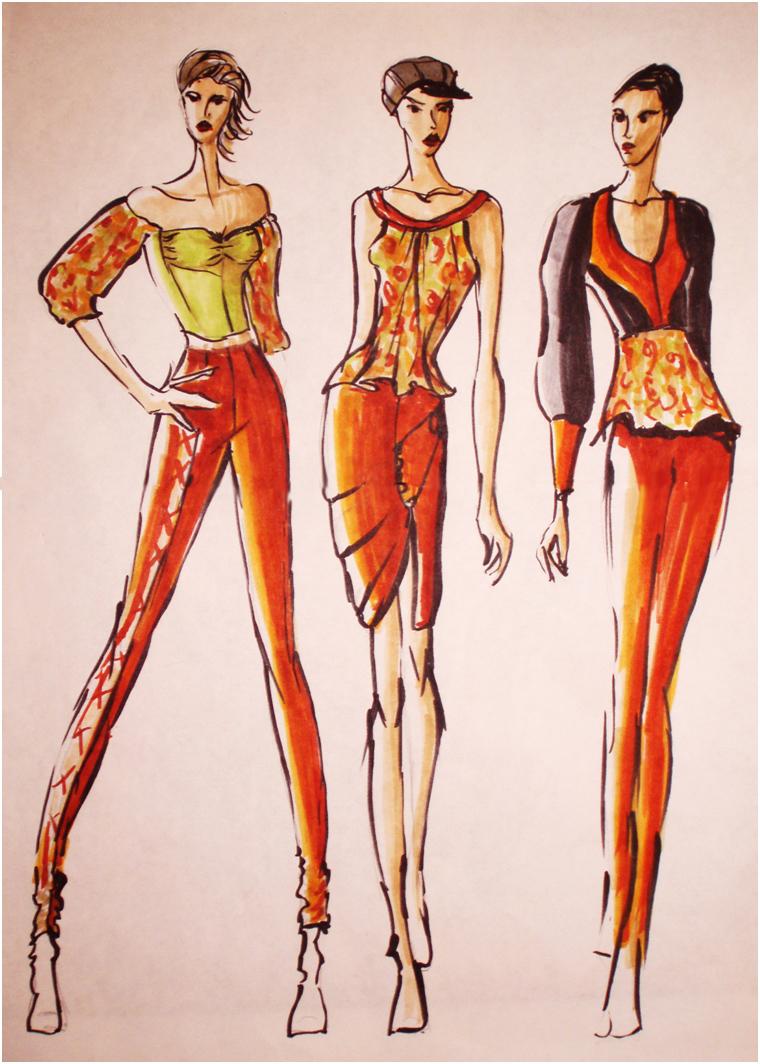 Sep 11, 2009 Elaine James; Designer Retro Metallic Collection