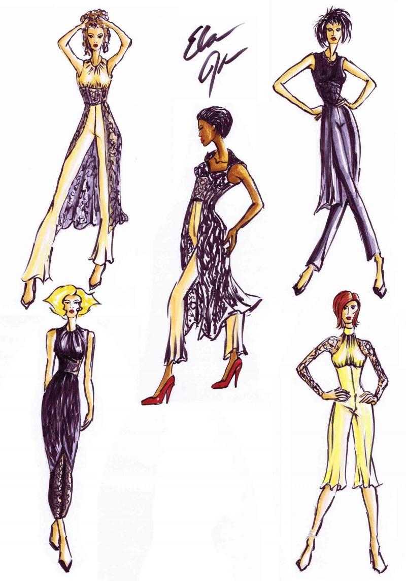 Sep 11, 2009 Elaine James; Designer Nostalgic Class Collection