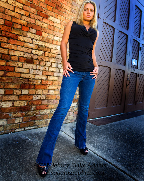 old Seville Sep 13, 2009 ©Jeffrey Blake Adams Me, In Pensacola before my titties