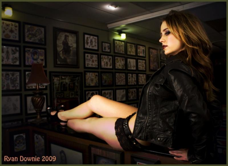 Last Chance Tattoo Sep 14, 2009 Model is Stephanie A Cook mua Francesca Lombardo