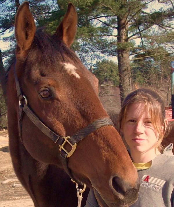 Swanzey, NH Sep 14, 2009 My horse and I