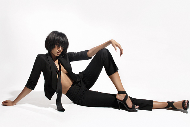 NY Sep 15, 2009 Photographer: Itaysha Jordan Model: Mariela Reyes