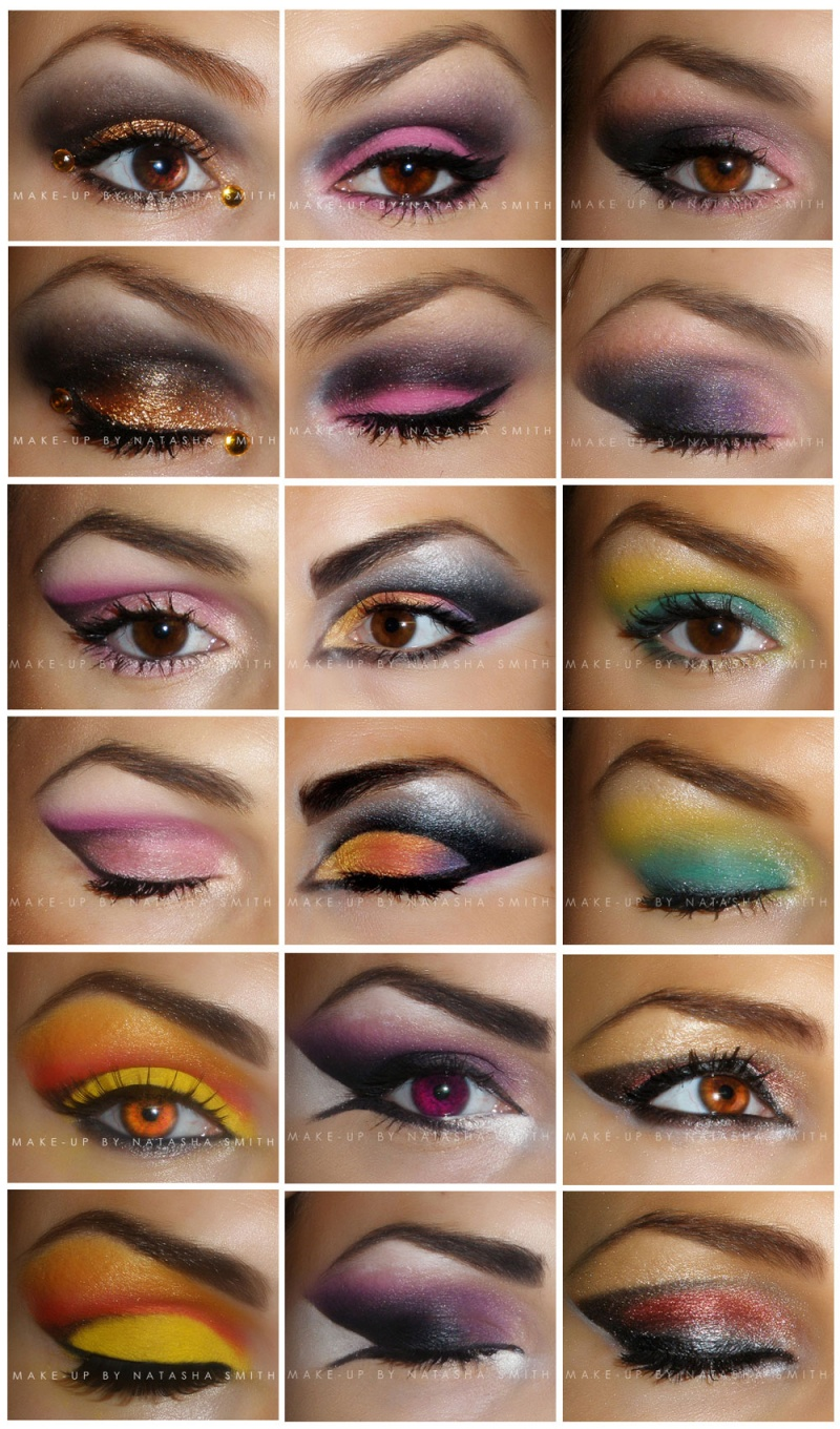 Sep 15, 2009 2010 Some of the looks Ive done on my eyes :)